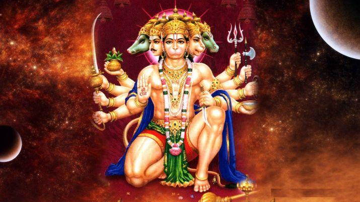 PunjabKesari, Pavanputra Image, hanuman ji image