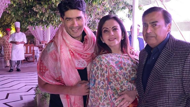 PunjabKesari,ईशा अंबानी इमेज, आनंद पीरामल इमेज, उदयपुर इमेज, शादी की रस्में इमेज, नरेंद्र मोदी इमेज