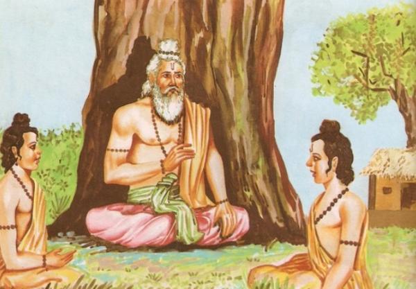 PunjabKesari, Guru, Shishya, Guru, Sevak, गुरु, सेवक, शिष्य