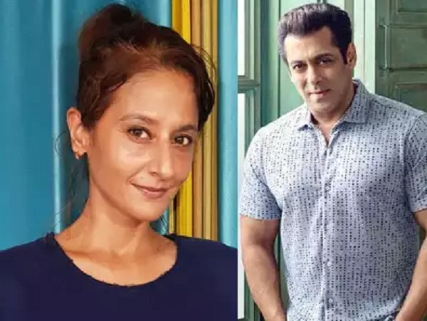 Bollywood Tadka, Salman And Pooja Dadwal