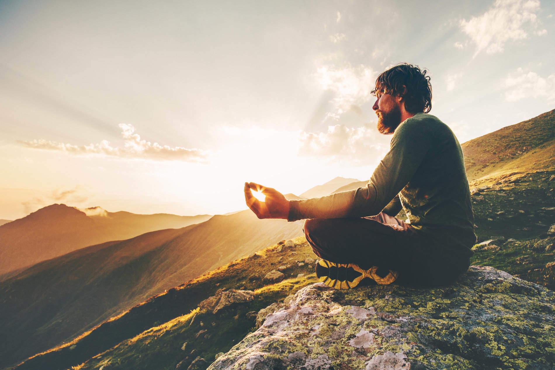 PunjabKesari, Meditation, ध्यान करना