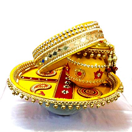 PunjabKesari, karwa chauth thali image , karwa chauth thali photo