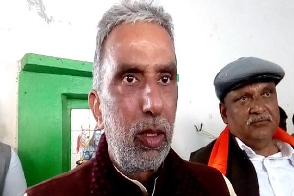 PunjabKesari, BJP, jind, Vote, byelection, congress