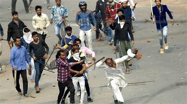 the script of delhi riots had already been written