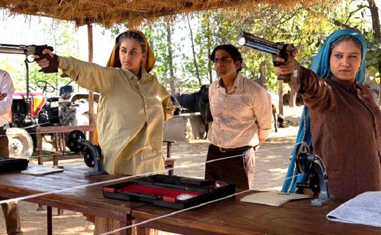 Bollywood Tadka, Saand Ki aankh Trailer