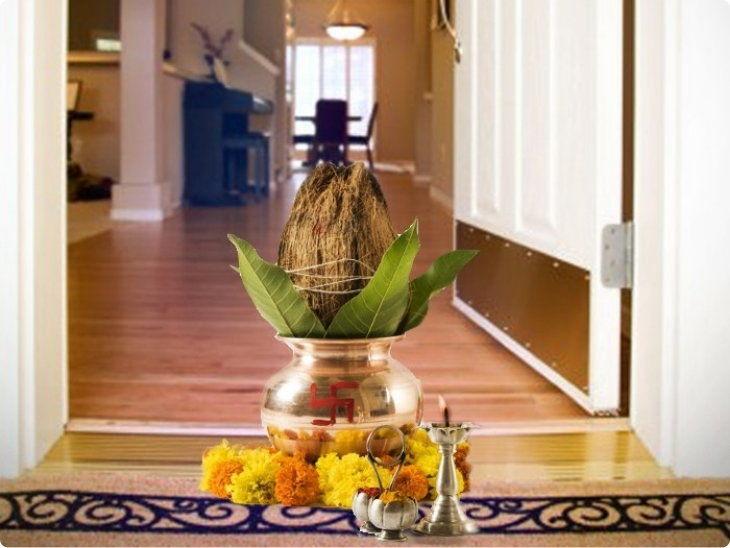 PunjabKesari, गृह प्रवेश, Griha Parvesha, नए घर में प्रवेश
