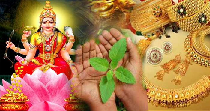 PunjabKesari, Devi Lakshmi, Lakshmi Mata, Mahalakshmi, Akshya Tritya, अक्षय तृतीया