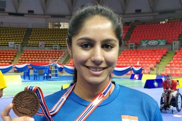 Manasi Girishchandra Joshi, Manasi Joshi, Badminton News in hindi, Sports news, Barbie Doll