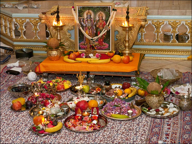 PunjabKesari, puja, पूजा, पूजा स्थल, Puja Ghar