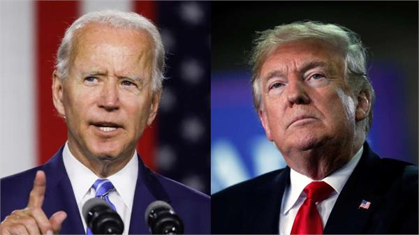 american voters likely to support biden rather than trump survey