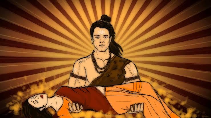 PunjabKesari, सती, माता सती, शिव जी, शिव सती, Devi Sati, mata sati, Shiv ji, lord Shiv ji