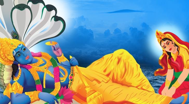 PunjabKesari, kundli tv, देवशयनी एकादशी, Devshayani Ekadashi, lord vishnu