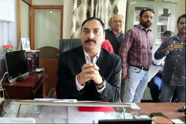 PunjabKesari, CMO Una Image