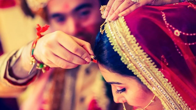 PunjabKesari, Sindoor, Kanya Daan, कन्या दान, सिंदूर, विवाह में दान