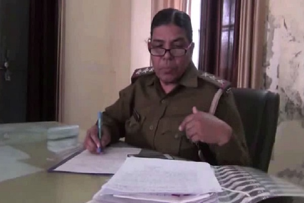 PunjabKesari, rape, widow, bjp, women, police, crime