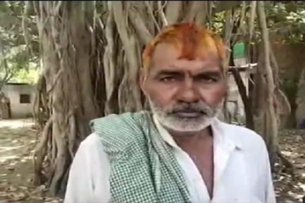 PunjabKesari, woodworker, shot, police, case