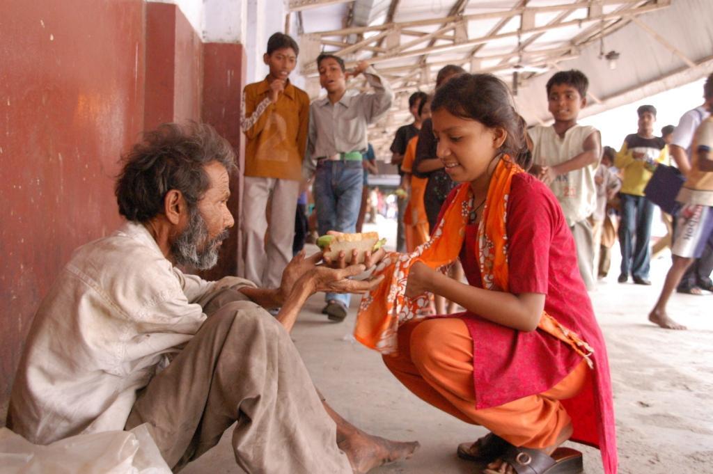PunjabKesari, Motivational Story, Inspirational Concept, Motivational theme, Motivational Concept, Inspirational Story, Punjab Kesari, Dharm, kindness, Motivational Concept of kindness