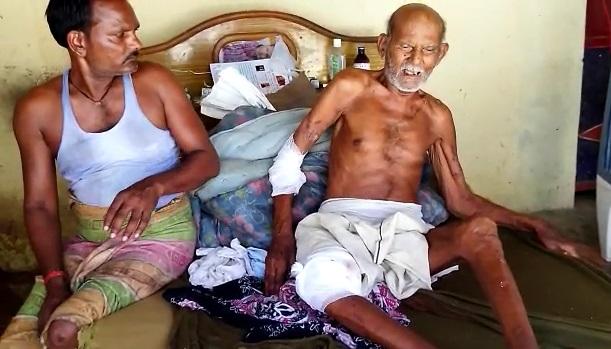 अचानक उठ बैठा मुर्दा बोला- अभी मैं जिंदा हूं! खुशी में बदले आंसू, कईयों के  पैरों तले खिसक गई जमीन - dead became alive in chhatarpur