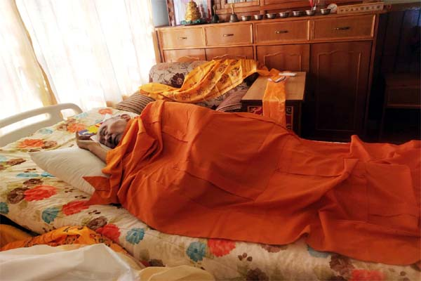 PunjabKesari, Lama Wangdor Image