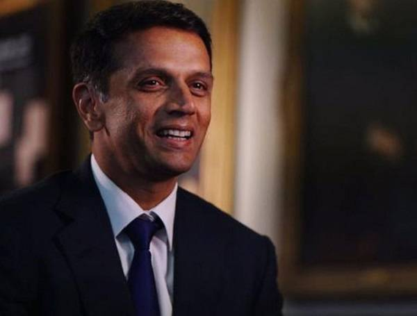 Shankar shared memories of the first meeting with Dravid