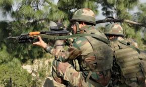 miilitant killed army soldier injured in shopian gunfight