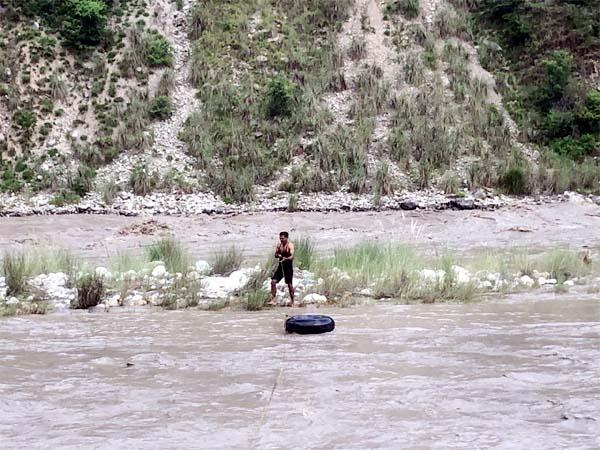 PunjabKesari, Rescue Image