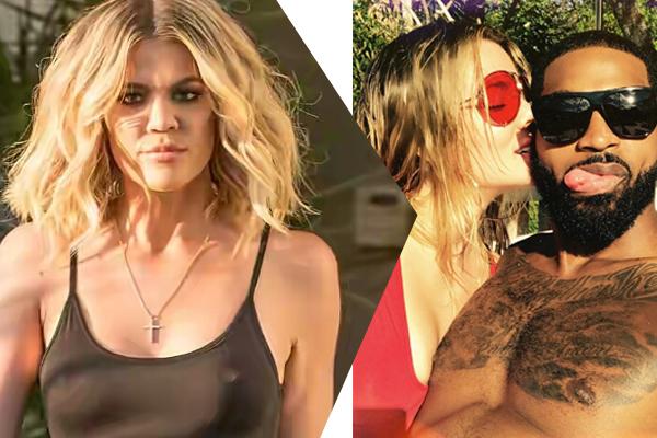 Khloe kardashian calls husband Tristan Thompson snakes