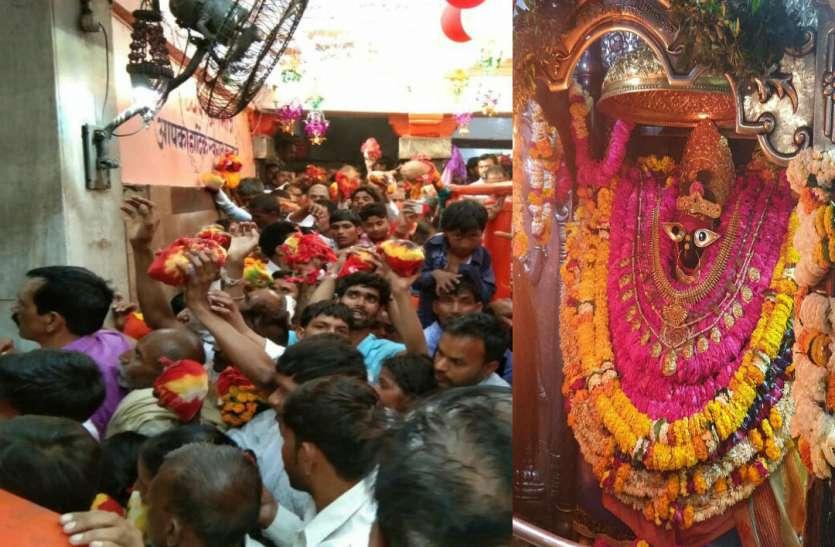 PunjabKesari, Devi Vindhyavasini temple, Vindhyavasini temple, Maa Vindhyavasini Temple, Maa Vindhyavasini, Vindhyachal, Vindhyachal Parwat, Vindhyachal Mountain, Dharmik Sthal, Religious Place in India, Hindu teerth Sthal