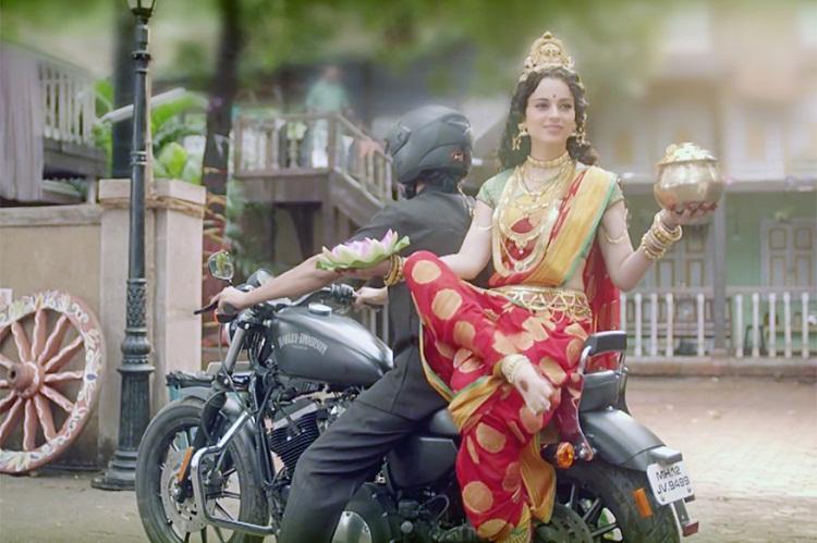 Bollywood Tadka, Kangana Images