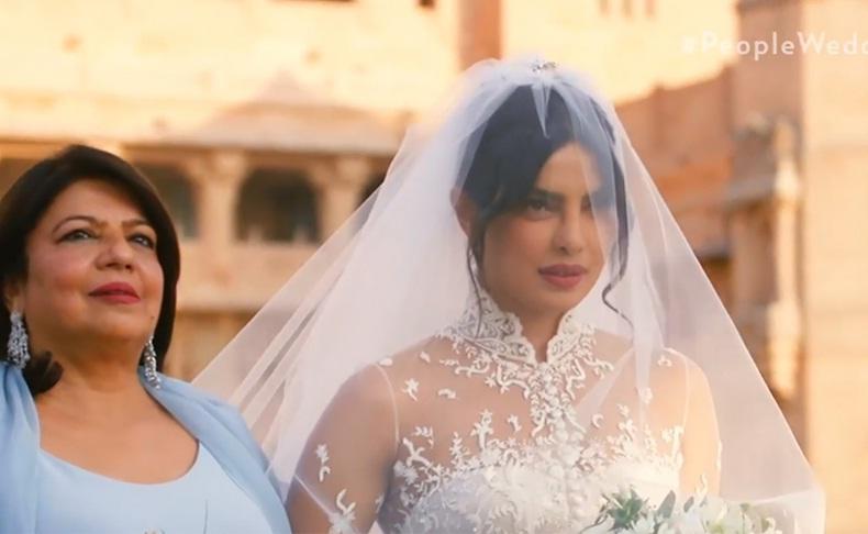 PunjabKesari,प्रियंका चोपड़ा इमेज, निक जोनस इमेज, उम्मेद भवन इमेज,जोधपुर इमेज, कैथोलिक शादी, हिन्दू शादी