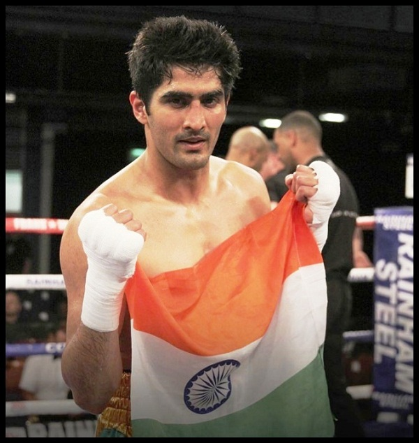 USA is Boxing hub, proud to play boxing there : Vijender singh