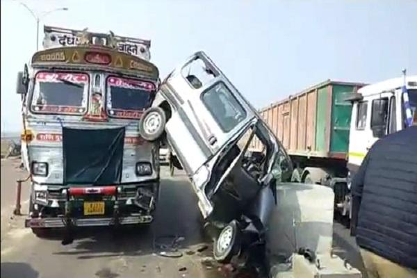 PunjabKesari, police, accident