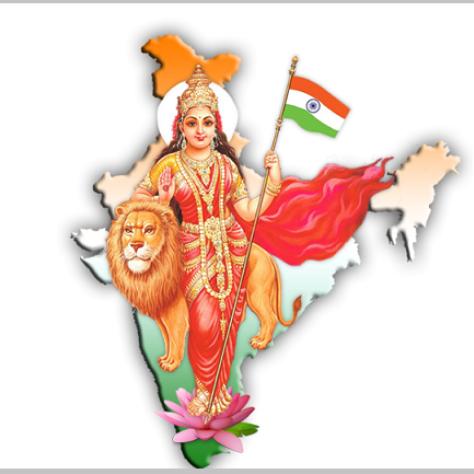 PunjabKesari, Bharat mata, India