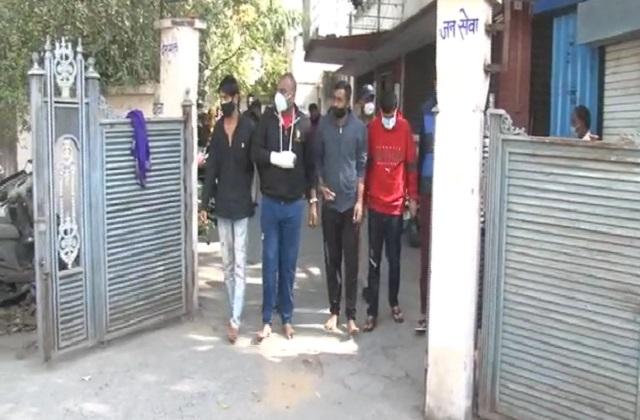 PunjabKesari, BJP MLA, Patthar Baji, accused arrested, Indore, Madhya Pradesh, crime