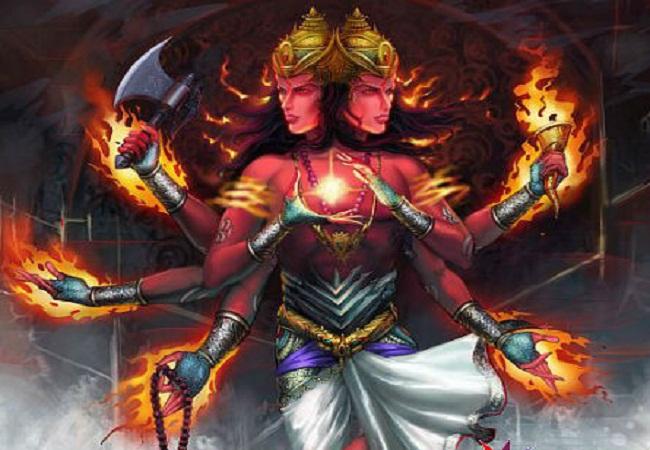PunjabKesari, Agni Dev, अग्नि देव