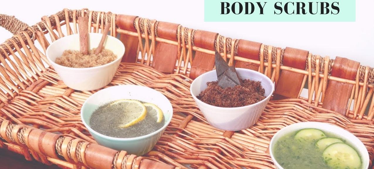 PunjabKesari, Homemade Body Scrubs