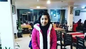 kashmir s 13 year old novel writer