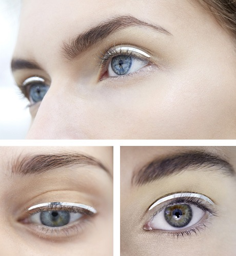 PunjabKesari, Nari, New Year Party Makeup, Mirror eyes