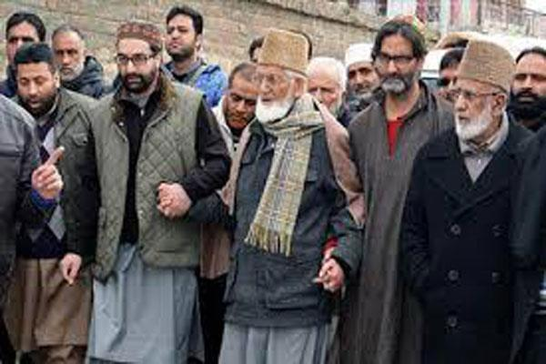 hurriyat call strike against militant s killing