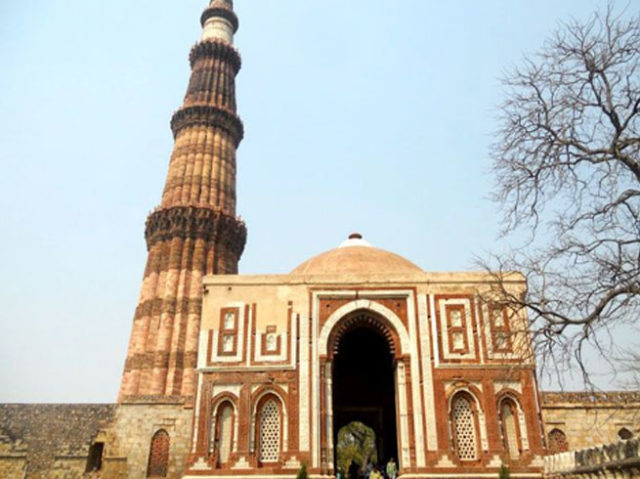 PunjabKesari, कुव्वत उल इस्लाम मस्जिद