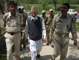 geelani was rejected by people in 1971