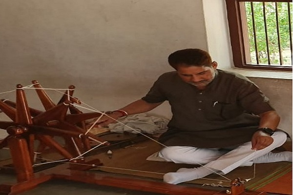 PunjabKesari, Haryana, assembly, Gujarat, spiritual, peace, Sabarmati