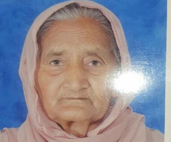 PunjabKesari, bharat bandh effect sarpanch s grandmother died