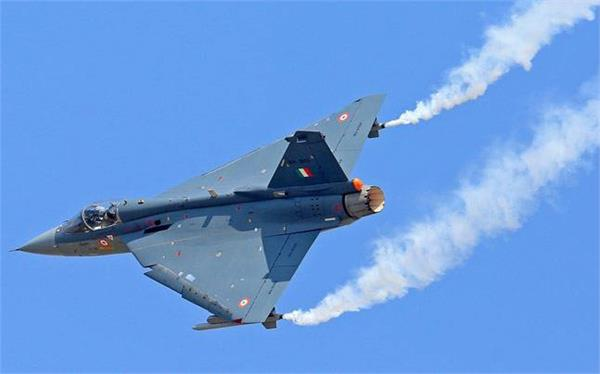 drdo tejas indian airforce