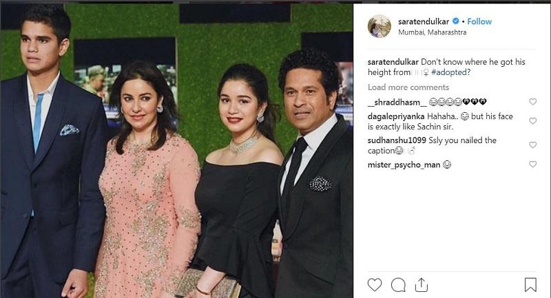 Sara Tendulkar Post