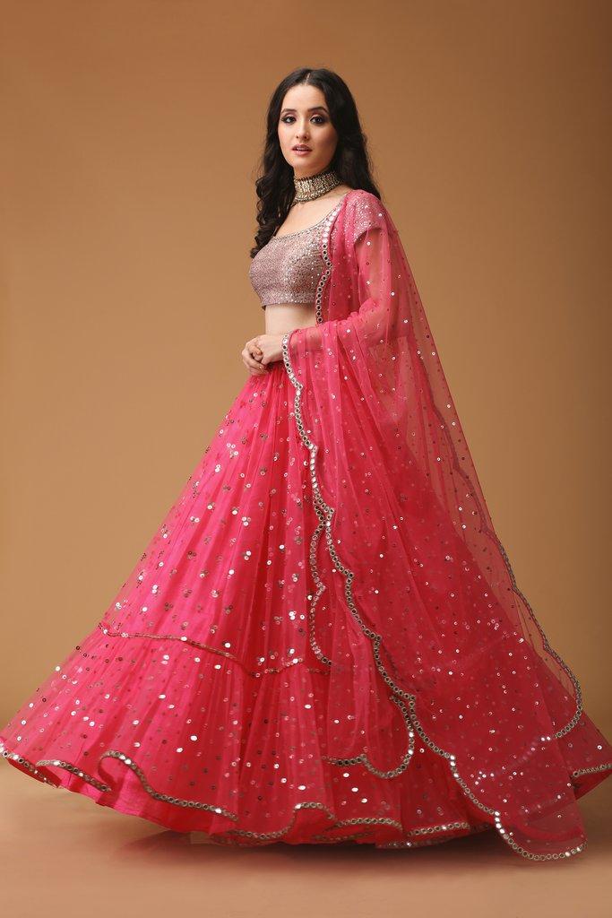 PunjabKesari, Nari, sequins dupatta Image