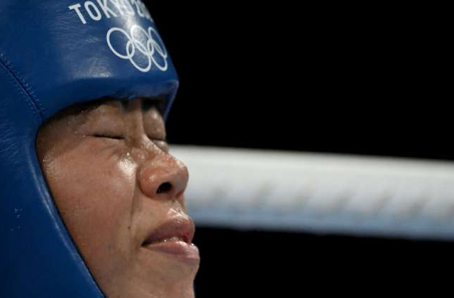 World Champion, MC Mary Kom, Pre Quarterfinals, Bad Decisions, International Olympic Committee, Boxing Task Force, Tokyo Olympics