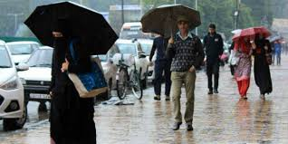 moderate to heavy rains expected across valley from tomorrow