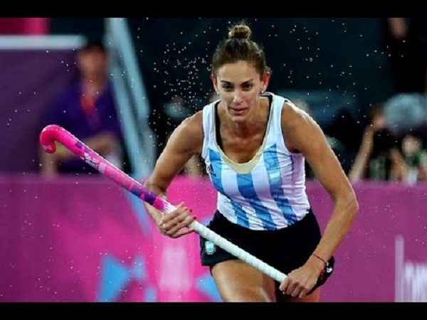 Glamour in hockey : Luciana Aymar named Maradona of field hockey