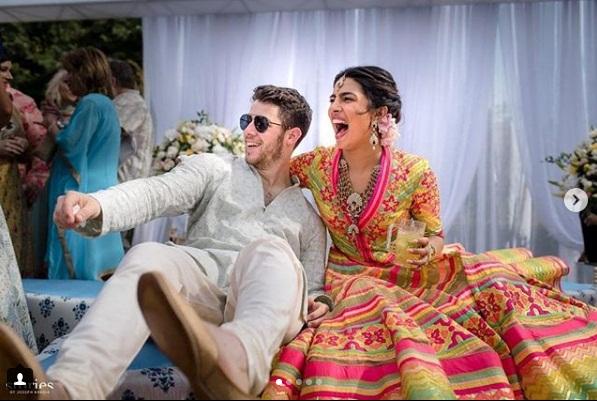 Bollywood Tadka, priyanka chopra image, nick jonas image, umaid bhawan palace image, jodhpur image